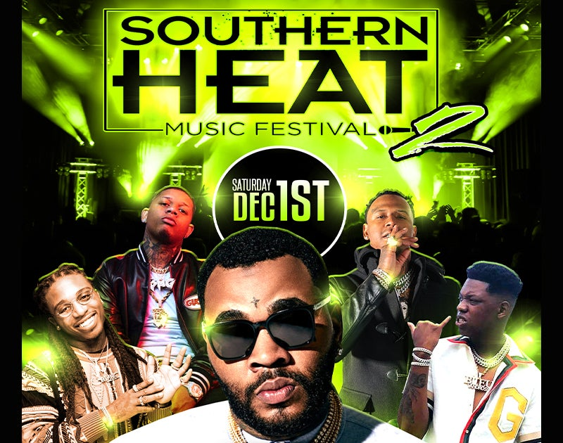 More Info for Southern Heat Music Festival 2