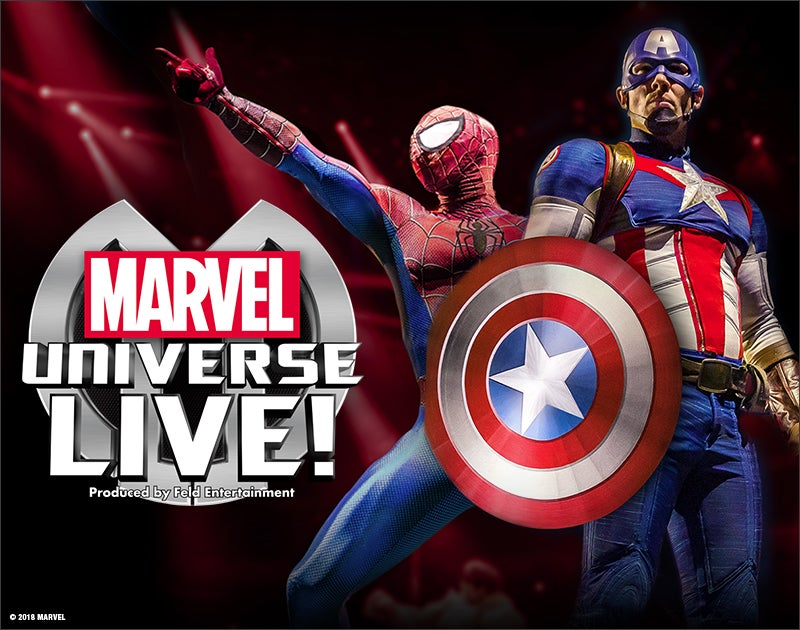 More Info for Marvel Universe LIVE! Age of Heroes