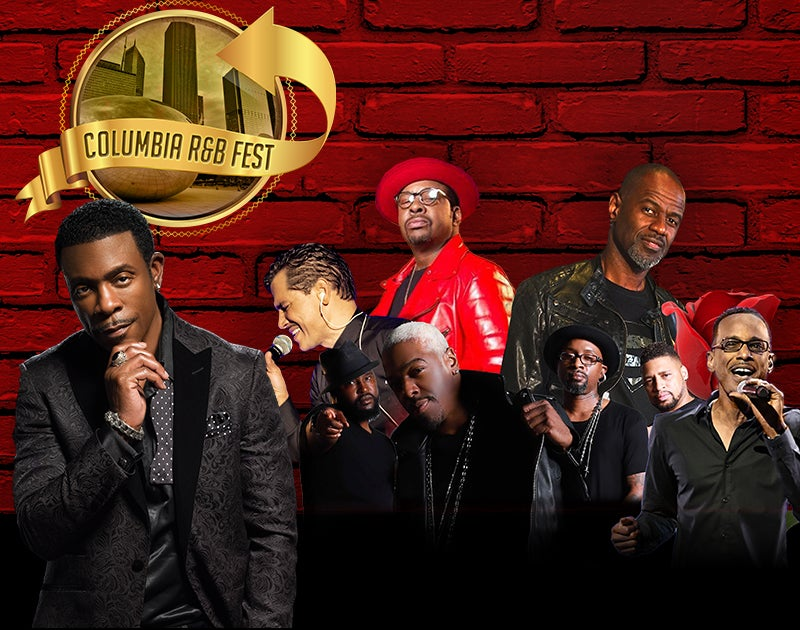 More Info for Columbia R&B Fest