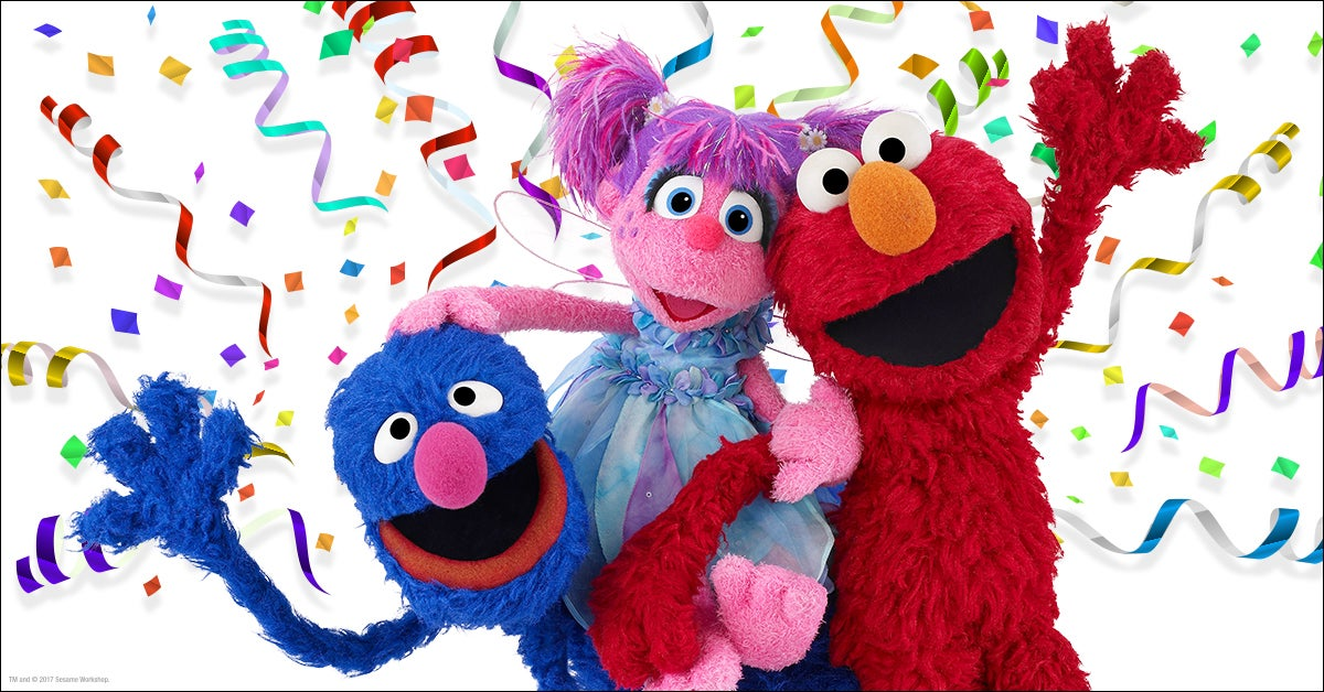 More Info for Sesame Street Live! Let's Party!