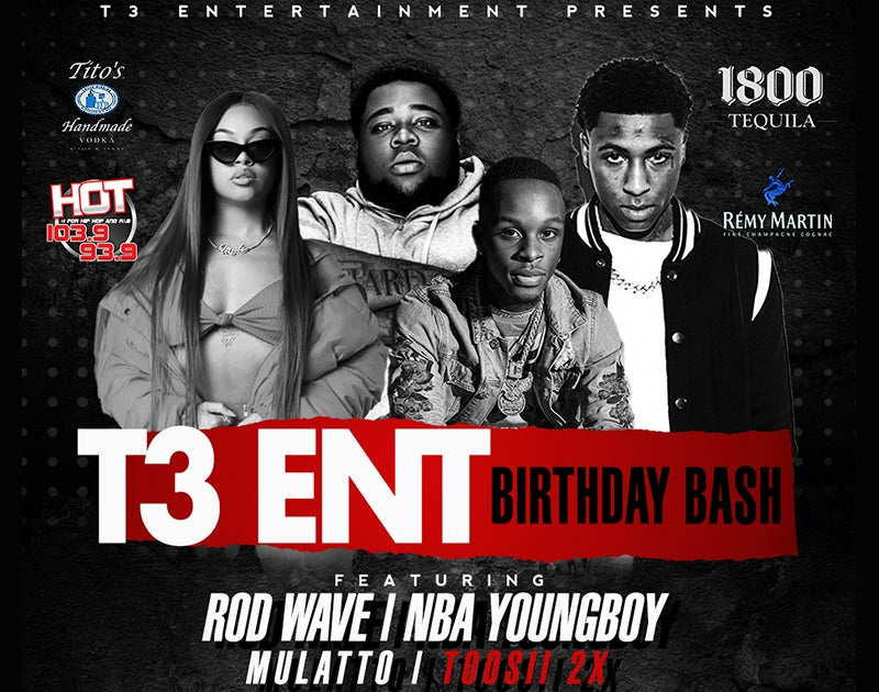 More Info for T3 ENT Birthday Bash