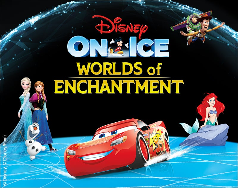 Disney On Ice Worlds of Enchantment Information