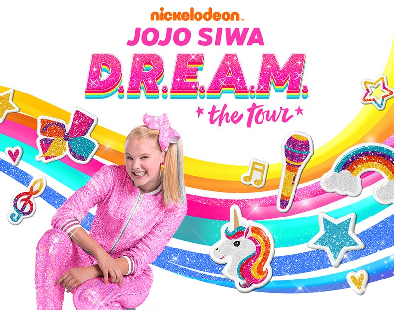 More Info for Nickelodeon's JoJo Siwa D.R.E.A.M. The Tour