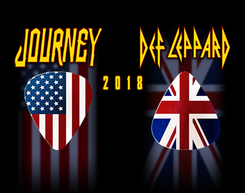More Info for Journey / Def Leppard