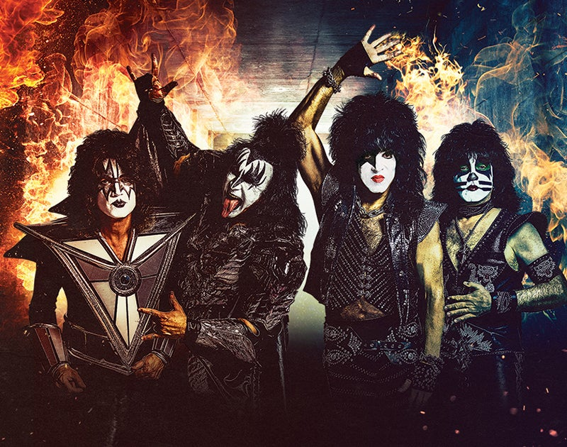 More Info for KISS: End of the Road World Tour