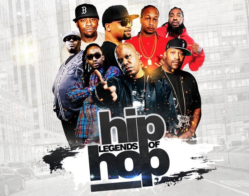 More Info for Legends of Hip Hop