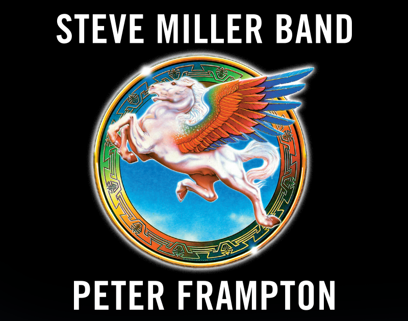 More Info for Steve Miller Band with Peter Frampton