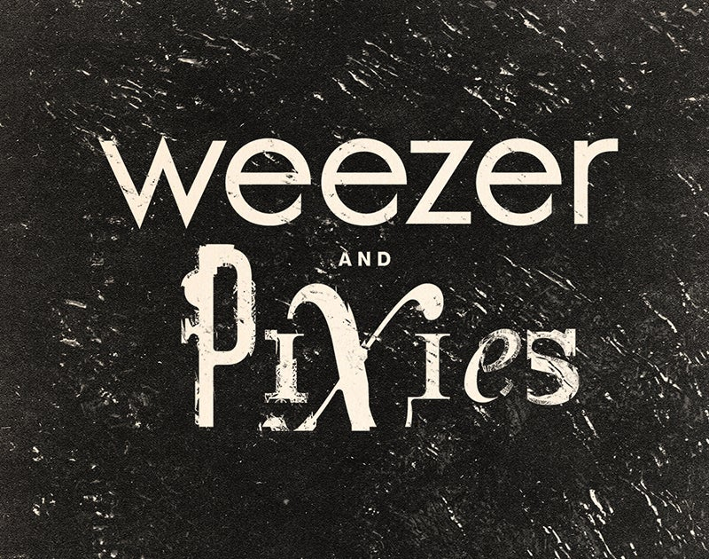 More Info for Weezer / Pixies