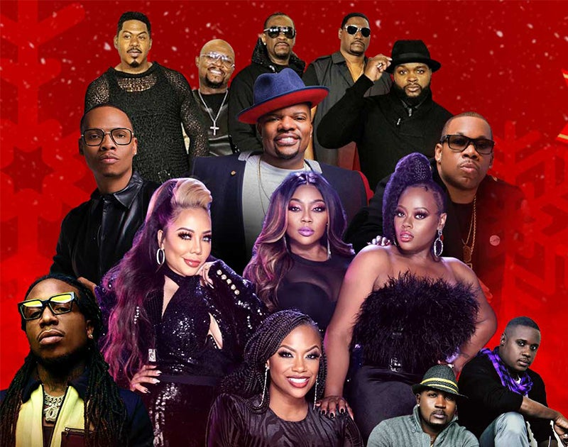 More Info for Columbia R&B Holiday Jam